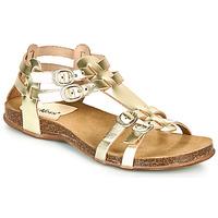 Schoenen Dames Sandalen / Open schoenen Kickers ANA Goud