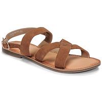 Schoenen Dames Sandalen / Open schoenen Kickers DIBA-2 Camel