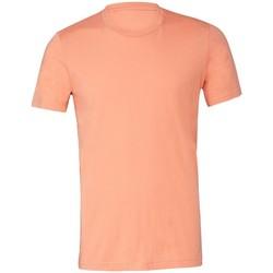 Textiel T-shirts korte mouwen Bella + Canvas CV3001 Zonsondergang