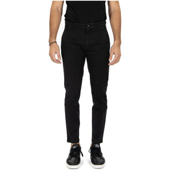 Textiel Heren Chino's Department Five PANTALONE PRINCE nero