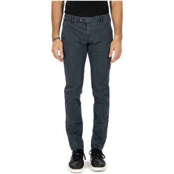 Textiel Heren Chino's Myths PANT.LUNGO 7sw-blu