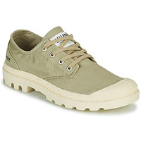 Schoenen Lage sneakers Palladium PAMPA OX ORGANIC II Groen