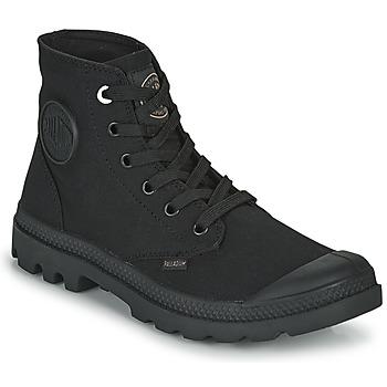 Schoenen Laarzen Palladium MONO CHROME Zwart