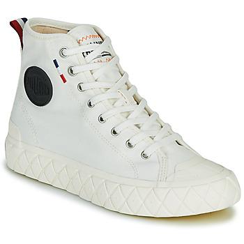 Schoenen Hoge sneakers Palladium PALLA ACE CVS MID Wit