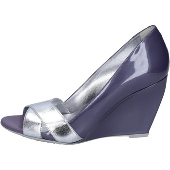 Schoenen Dames pumps Hogan Decollete Pelle Viola