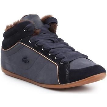 Schoenen Dames Hoge sneakers Lacoste Missano MID 5 SRW DK 7-26SRW4207120 navy