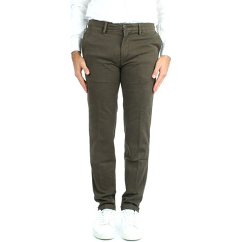 Textiel Heren Chino's Re-hash P24920765899 Green