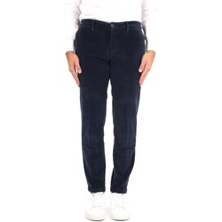 Textiel Heren Chino's Re-hash P24940805899 Blue