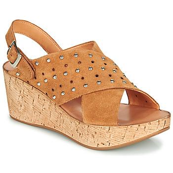 Schoenen Dames Sandalen / Open schoenen Felmini MONACO Bruin