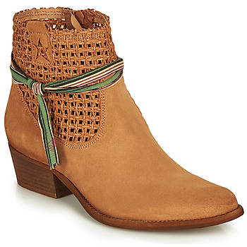 Schoenen Dames Laarzen Felmini WEST Bruin
