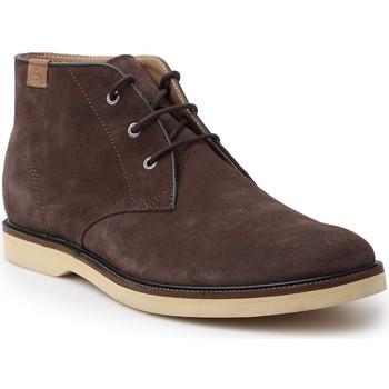 Schoenen Heren Laarzen Lacoste Sherbrooke HI 14 SRM 7-30SRM0025176 brown