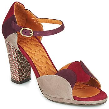 Schoenen Dames Sandalen / Open schoenen Chie Mihara ADAIR Bordeau / Beige