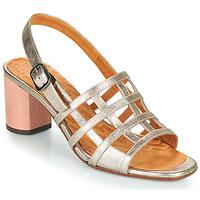 Schoenen Dames Sandalen / Open schoenen Chie Mihara HUNI Zilver