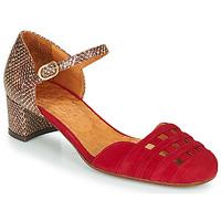 Schoenen Dames pumps Chie Mihara KAEL Rood