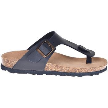 Schoenen Kinderen Teenslippers Bionatura 22B 1010 Blauw