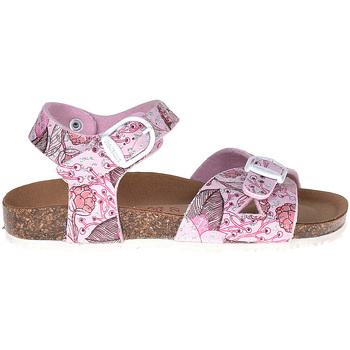 Schoenen Meisjes Sandalen / Open schoenen Bionatura CHIARA IMB Roze