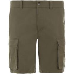 Textiel Heren Korte broeken / Bermuda's The North Face NF0A4CAL7D61 Groen