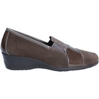 Schoenen Dames Mocassins Susimoda 8705 Bruin