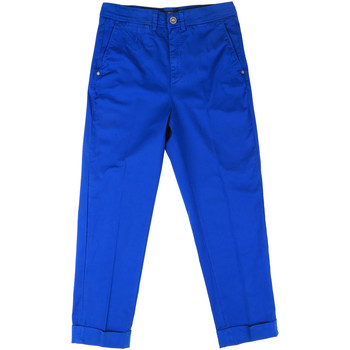 Textiel Dames Chino's Fornarina BE171L73G29112 Blauw