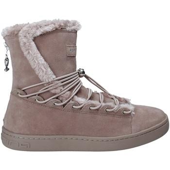 Schoenen Dames Enkellaarzen Fornarina PI18AN1060S067 Roze