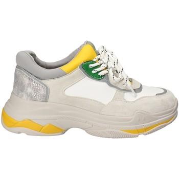 Schoenen Dames Lage sneakers Gold&gold B18 GT528 Grijs
