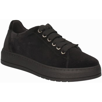 Schoenen Dames Lage sneakers Grunland SC3670 Zwart