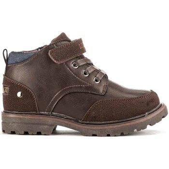 Schoenen Kinderen Laarzen Lumberjack SB36801 001 M64 Bruin