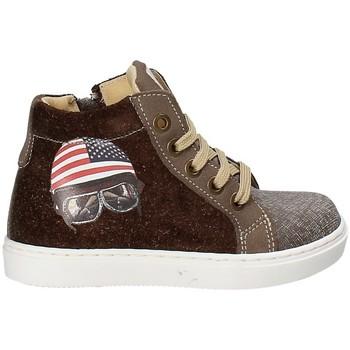 Schoenen Kinderen Hoge sneakers Melania ME2040D7I.A Bruin