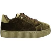 Schoenen Dames Lage sneakers Pluspartout AFRODITE Groen
