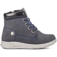 Schoenen Kinderen Laarzen Lumberjack SB29501 001 D01 Blauw