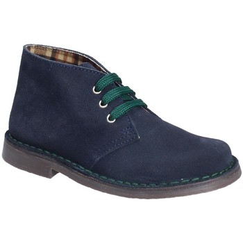 Schoenen Kinderen Laarzen Grunland PO0577 Blauw