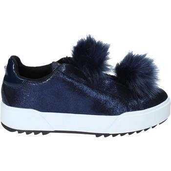 Schoenen Dames Instappers Apepazza HYB04 Blauw