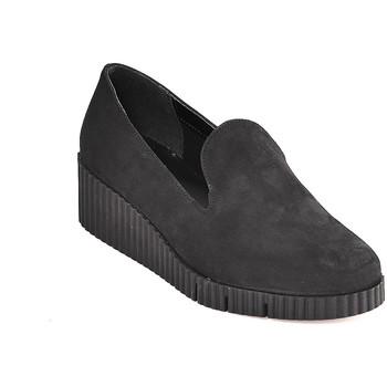 Schoenen Dames Mocassins The Flexx D2037_10 Zwart