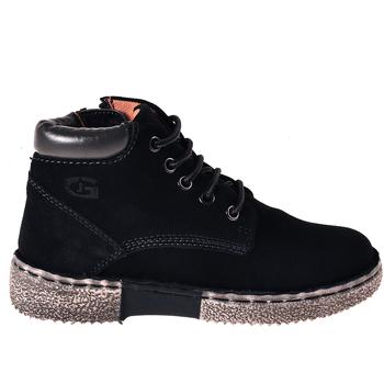 Schoenen Kinderen Laarzen Grunland PO1396 Blauw