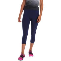 Textiel Dames Leggings Key Up 5LI23 0001 Blauw
