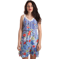 Textiel Dames Korte jurken Fracomina FR19SP563 Blauw