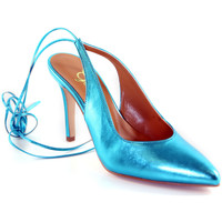 Schoenen Dames pumps Grace Shoes 038138 Blauw