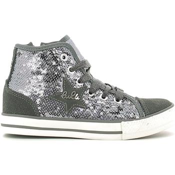 Schoenen Kinderen Hoge sneakers Lulu LV010070T Grijs