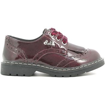 Schoenen Kinderen Derby Lulu LL130007S Rood