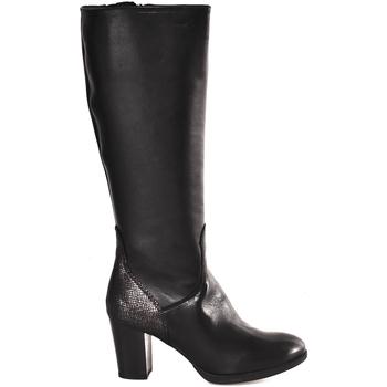Schoenen Dames Hoge laarzen IgI&CO 2196400 Zwart