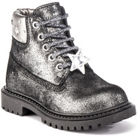 Schoenen Kinderen Laarzen Lumberjack SG00101 013 A11 Zwart