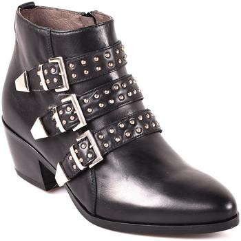 Schoenen Dames Enkellaarzen Nero Giardini A806503D Zwart