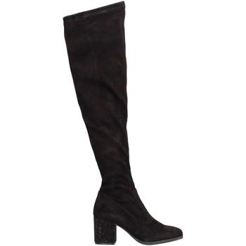 Schoenen Dames Hoge laarzen Gattinoni PINVK0764W Zwart