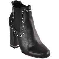 Schoenen Dames Enkellaarzen Gattinoni PINDL0774W Zwart