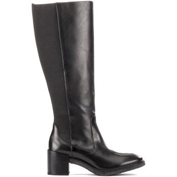 Schoenen Dames Hoge laarzen Lumberjack SW50707 001 B01 Zwart