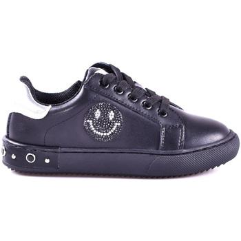 Schoenen Jongens Lage sneakers Holalà HS0033L0002J Zwart