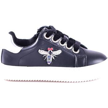 Schoenen Meisjes Lage sneakers Joli JS0027L0002J Zwart