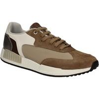 Schoenen Heren Lage sneakers Keys 3061 Bruin