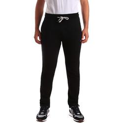 Textiel Heren Trainingsbroeken Key Up 2F36E 0001 Zwart