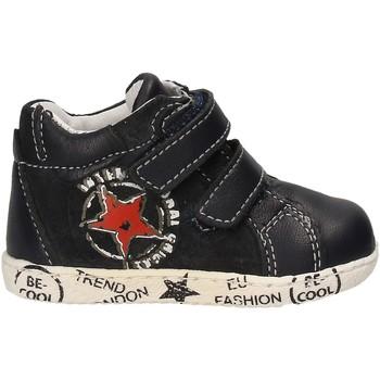 Schoenen Jongens Laarzen Melania ME0123A7I.B Blauw
